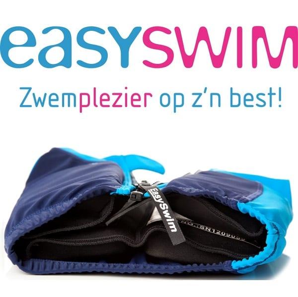 shop5652100.pictures.EasySwim Pro drijfpakje drijfpak jongens drijfvest zwemvest zwembroek zwempak met drijvers blauw 2