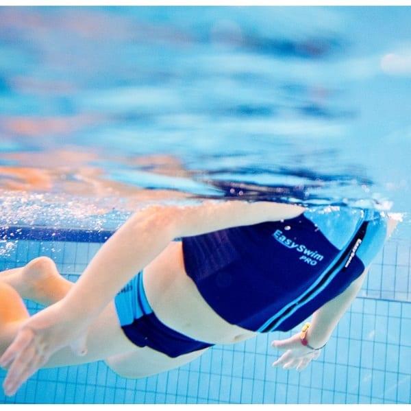 shop5652100.pictures.EasySwim Pro drijfpakje drijfpak jongens drijfvest zwemvest zwembroek zwempak met drijvers blauw 5